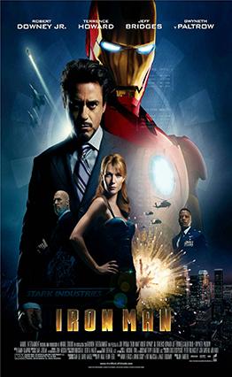 Affiche Iron Man (2008)