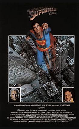 Affiche Superman (1978)