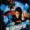 Affiche Superman IV (1987)
