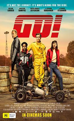 Affiche Go! (2020)