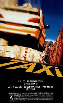 Affiche Taxi (1998)