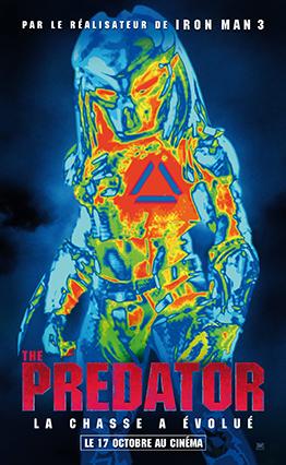 Affiche The Predator (2018)